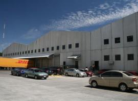 Centro de distribución DHL