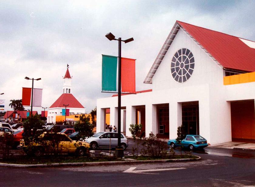 Centro Comercial Plaza Magdalena