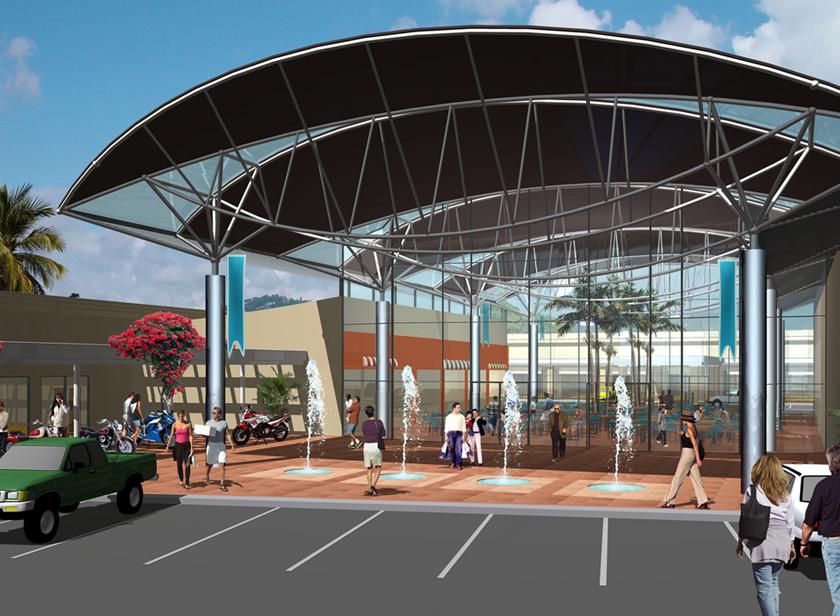 Centro comercial plaza magdalena corporaci n aicsa - La illa centro comercial ...