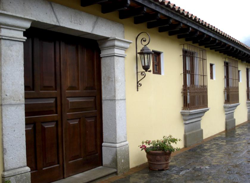 Residencia San Juan del Obispo