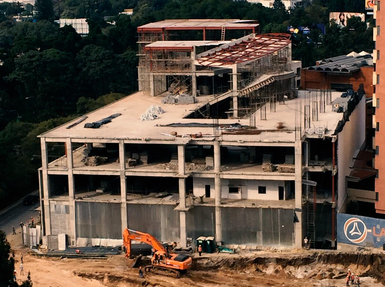 Centro Comercial de zona 14