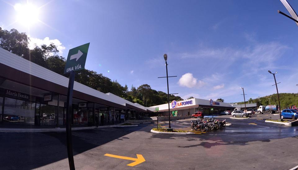 CC Arboreto San Nicolás