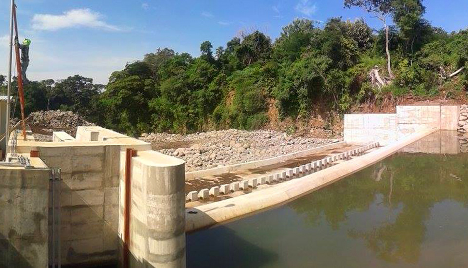 Hidroeléctrica Guayacán